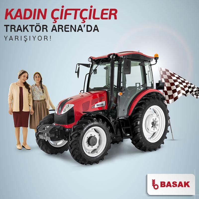 Başak Traktör Reklam Kampanyası
