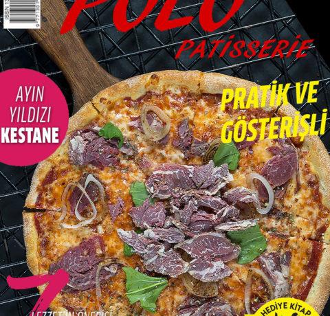 POLO Patisserie Reklam Tasarımı