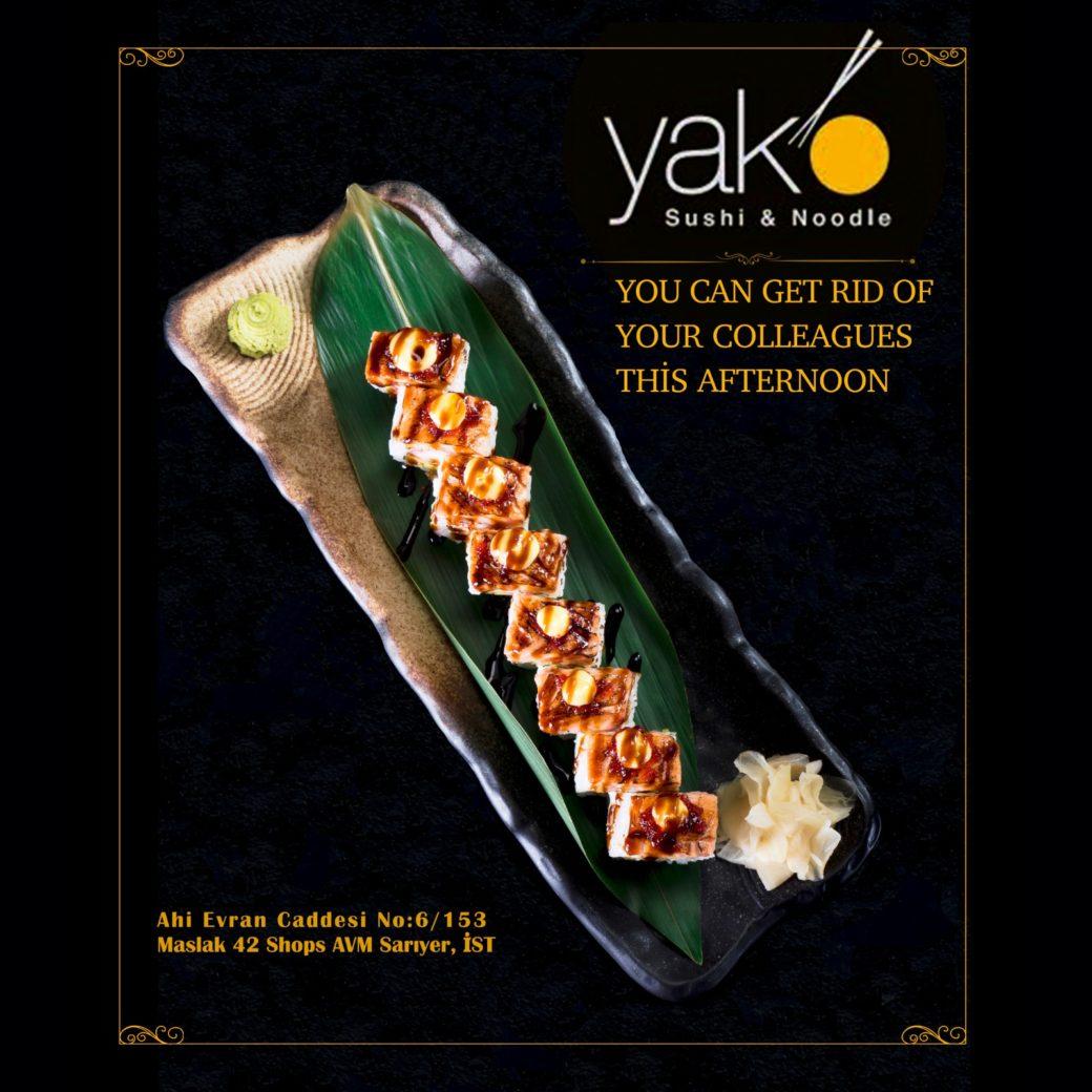 YAKO Sushi