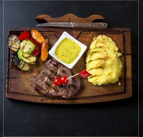 Alibaba Nargile & Restaurant Yemek Fotoğraf Çekimi