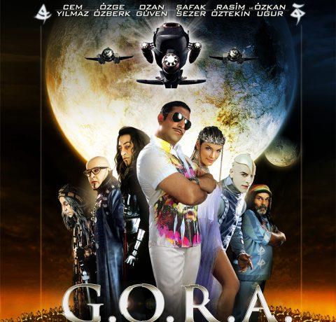 GORA Film Afişi Fotoğraf Çekimi